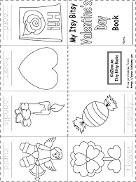 Valentine Worksheets For Preschool : Coloring Pages - jexsoft.com