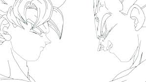 Vegeta Coloring Pages Dragon Super Vegeta Coloring Pages