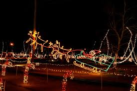 Woolaroc Festival Of Lights Christmas Lights 2019 2020 In Oklahoma Dates Map