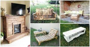 Easy diy furniture ideas Diy Outdoor 125 Awesome Diy Pallet Furniture Ideas Page Of 12 Easy Pallet Ideas 101 Pallet Ideas 125 Awesome Diy Pallet Furniture Ideas Page Of 12 Easy Pallet