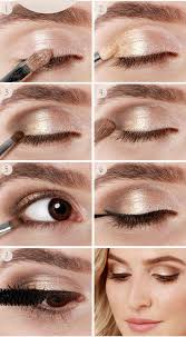 description holiday shimmer eyes eyeshadow for brown eyes makeup tutorials guide