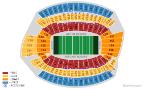 Paul Brown Stadium Seating Chart Paul Brown Stadium