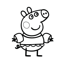 Disegni Peppa Pig In Vacanza Da Stampare Fotogallery