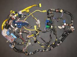 1990 toyota supra oem dash heater system wiring harness toyota 1990 toyota supra oem dash heater system wiring harness