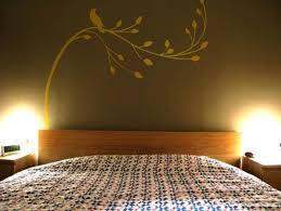 bedroom painting designs: wall painting designs for bedroom bedroom paint designs with good paint wall designs classy with plans