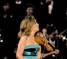 <b>Anne</b>-<b>Sophie Mutter</b> - Encounters with <b>Mendelssohn</b>