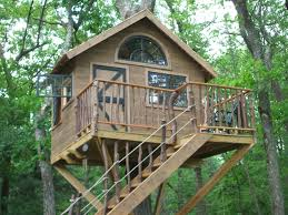 Cool Treehouses For Kids Tree Houses To Live In And Lounging Home Design And Home