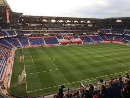 Red Bull Arena Seating Chart Red Bull Arena Section 229 Home Of New York Red Bulls
