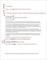 best formal business letter format ideas format business letter format spacing inside template letters formal block