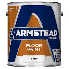 Armstead Trade Floor Paint 5l Colour Mixing