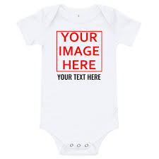 Design Your Own Baby Onesie Diy Customizable Baby Onesie Body Suit Awesomegraphix Com