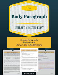 best writing essay tips images teaching the body paragraph for essay writing structure and organization