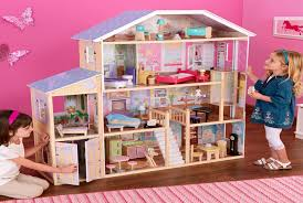 wooden barbie dollhouse furniture. Large Wooden Barbie Dollhouse Global Furniture I