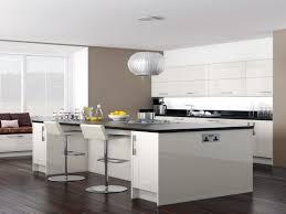 Dark Wood Floors White Cabinets Gray Kitchen White Brown Cabinets