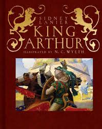 king arthur sir thomas malory s history of king arthur and his knights of the round table by sidney lanier n c wyeth ebook booksamillion com ebooks