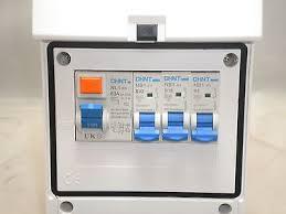 garage consumer unit fuse box rcd 30ma 6a 16 32a mcb shed workshop Shed Fuse Box garage consumer unit fuse box rcd 30ma 6a 16 32a mcb shed workshop a28600 3 what's it worth shed fuse box wiring diagram