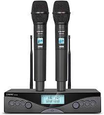Amazon.com: <b>G</b>-<b>MARK G320AM</b> Wireless Microphone Handheld ...
