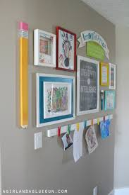 Childrens Artwork Display 7 Clever Ways To Display Kids Artwork By Design August 2016