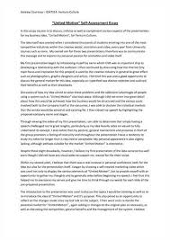 essay topics evaluation essay example self assessment essay  how to write a speech essay