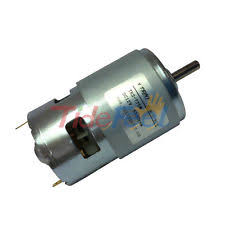 permanent magnet motor small permanent magnet electric dc 12v brush dc motor 5500 rpm high speed diy