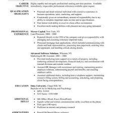 University Administrative Assistant Resume Sample Best Executive ...