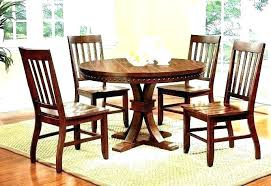 full size of solid oak dining room table sets set with 6 chairs used and gl