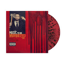 PO: Eminem- Music To Be Murdered By - Vinyl Collective ...