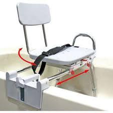 tub mount swivel sliding bath transfer bench 350 lb weight capacity heavy