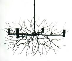branch chandelier lighting. unique lighting ideas contemporary chandelier inspired by tree branches branch p