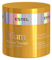 Estel Professional OTIUM WAVE TWIST <b>Крем</b>-маска для <b>вьющихся</b> ...