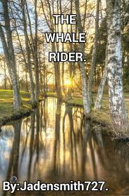 the whale rider wattpad