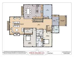 Best Open Floor Plans for Ranch Style Homes   Gillette InteriorsSmall Open Floor Plans for classic Ranch Style Homes