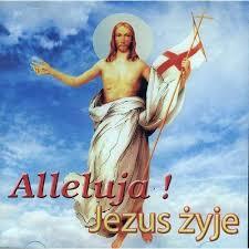 Znalezione obrazy dla zapytania Pan Jezus Wielkanoc