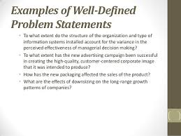 Research Problem Statement Examples Understanding The Concept And Writing Of Significance Of The
