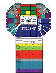 72 Exhaustive Florida State Basketball Seating Chart