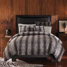 sable fur duvet cover in black faux 17 best