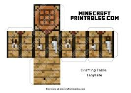minecraft crafting. Minecraft Furnace Block Printable Crafting R