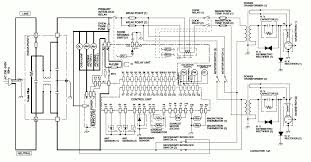 microwave oven circuit diagram sharp model r 1900j electro help Oven Control Schematic manual repeat pad touched 3 cooking time programmed 4 strat pad touched oven control circuit