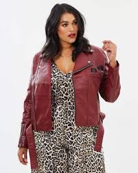 leather jackets plus size plus size leather jackets for women shopstyle australia