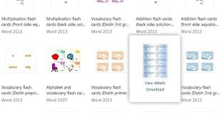 New Word Flashcards  Fluent ForeverMake Flashcards In Word