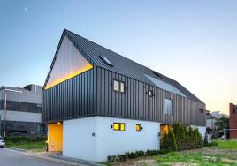 natural lighting in homes. daylit family house in south korea combines inclusiveness and privacy under one pitched roof natural lighting homes