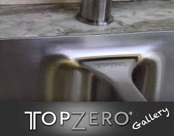 top zero sinks. Plain Zero Gallery With Top Zero Sinks E