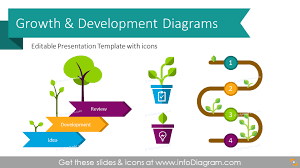 Diagram Shapes Powerpoint Templates