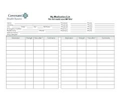 Phone Call Log Template Medication Signing Sheet Template Schedule Free Word Excel Format