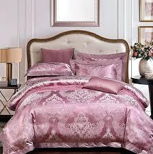 dark purple bedding sets luxury dark purple bedding sets satin duvet cover jacquard bedspreads sheets king queen size bed in dark purple baby bedding sets