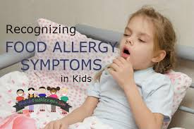 Recognizing Food Allergy Symptoms in Kids - My Kid's Food Allergies