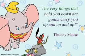 Dumbo Quotes Awesome Disney Movie Quotes Disney's World Of Wonders