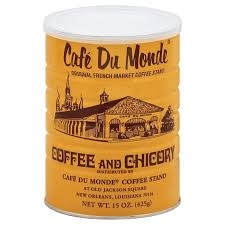 Chicory Coffee Cafe Du Monde Regular Coffee And Chicory Shop Bagged And Canned