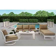 woodard durango 4pc deep seating patio
