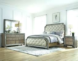 rooms with mirrored furniture. Mirror Headboard Bed Above Bedroom Set Mirrored Furniture Rooms With